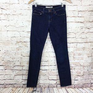 J Brand Dark Wash Skinny Jeans
